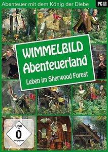 Wimmelbild - Abenteuerland