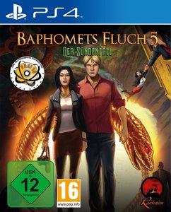 Baphomets Fluch 5 - Die Sündenfalle - Premium Edition