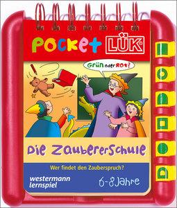 PocketLÜK-Set. PocketLÜK-Set/Die Zaubererschule: Wer findet den