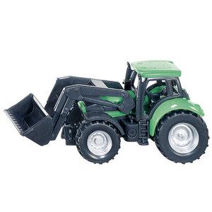 SIKU 1043 - Deutz: Traktor mit Frontlader