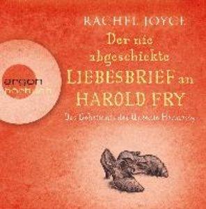 Der Nie Abgeschickte Liebesbrief An Harold Fry