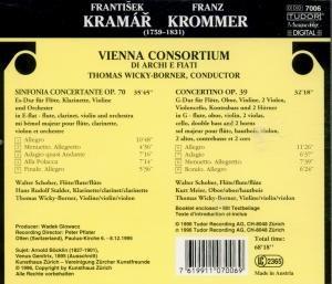 Sinfonia concertante/Concertin
