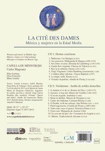 La Cite des Dames-Frauen und Musik im Mittelalt.