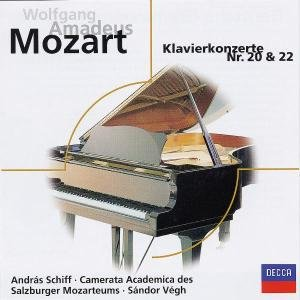 Klavierkonzerte 20,22