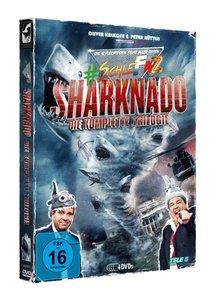 #SchleFaZ - Sharknado - Die komplette Trilogie