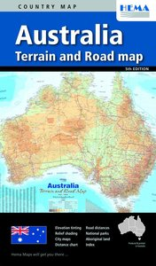 Australia Terrain a. Road