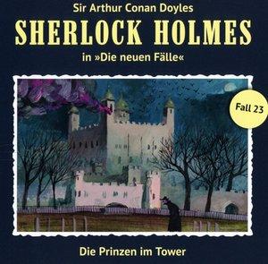 Sherlock Holmes - Neue Fälle 23. Die Prinzen im Tower