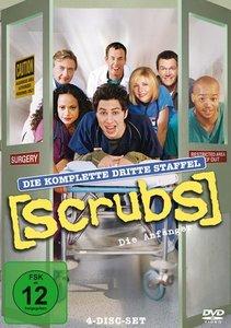 Scrubs: Die Anfänger - Die komplette dritte Staffel