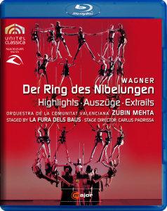Der Ring Des Nibelungen (AZ)