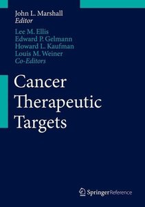 Encyclopedia of Cancer Therapeutic Targets. 2 Bände