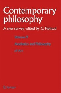 Aesthetics and Philosophy of Art