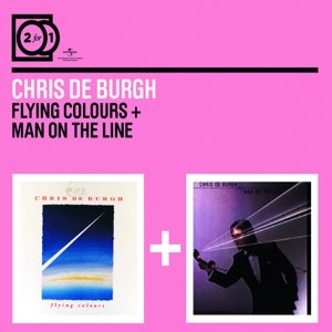 2 For 1: Flying Colours/Man On The Line