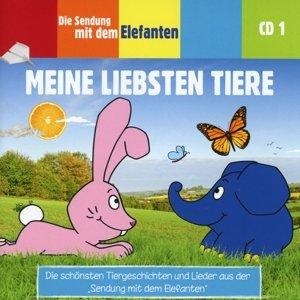 Die Sendung mit dem Elefanten CD 1