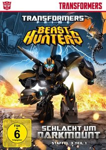 Transformers Prime - Beast Hunters - Staffel 3.1