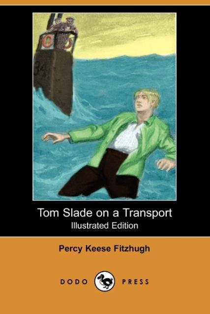 TOM SLADE ON A TRANSPORT (ILLU - zum Schließen ins Bild klicken