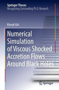 Numerical Simulation of Viscous Shocked Accretion Flows Around B
