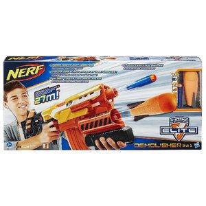 Hasbro A8494EU4 - Nerf N-Strike Elite: XD 2-in-1 Demolisher