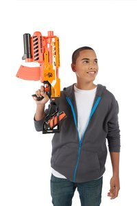 Hasbro A8494EU4 - Nerf N-Strike Elite: XD 2-in-1 Demolisher
