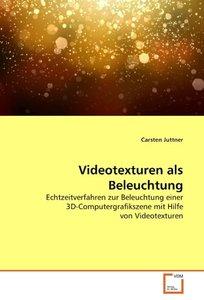 Videotexturen als Beleuchtung