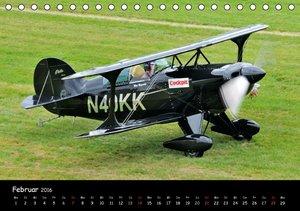 Doppeldecker - Veteranen der Lüfte (Tischkalender 2016 DIN A5 qu
