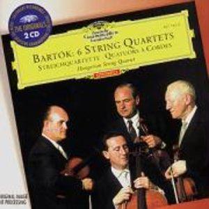 Sämtliche Streichquartette 1-6 (GA)
