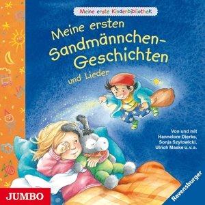Meine Erste Kinderbibliothek-Meine Ersten Sandmänn