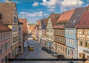 Ochsenfurt im Süden des Maindreiecks (Wandkalender 2017 DIN A3 q