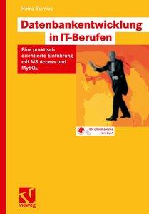 Datenbankentwicklung in IT-Berufen