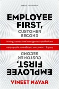 Employees First, Customers Second