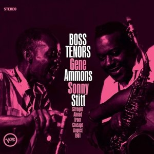 Boss Tenors (Back To Black Ltd.Edt.)