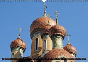 Bukarest - Paris des Ostens (Wandkalender 2016 DIN A3 quer)