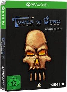 Tower of Guns - One Steelbook