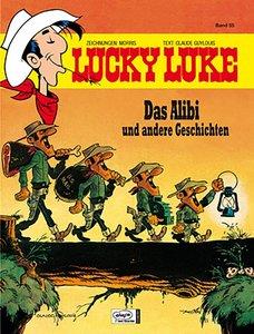 Lucky Luke (Bd. 55). Das Alibi