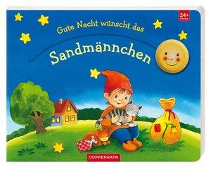 Gute Nacht wünscht das Sandmännchen