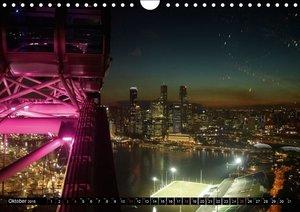 Schickert, P: Singapur (Wandkalender 2015 DIN A4 quer)