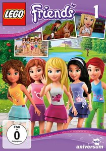 LEGO Friends 01