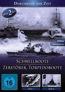 Schnellboote, Zerstörer, Torpedoboote