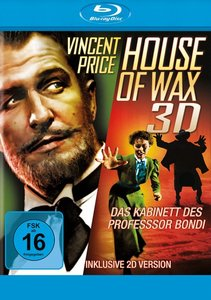 Das Kabinett des Professor Bondi - House of Wax