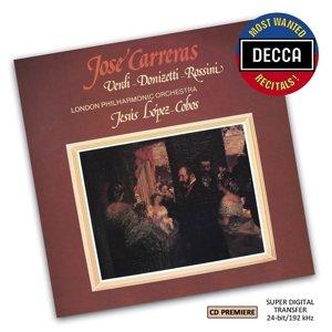 Jose Carreras-Verdi,Donizetti,Rossini (DMWR)