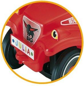 BIG 1262 - Bobby-Car Plate, Nummernschild