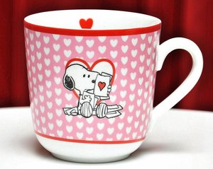 "Best of Snoopy - ""I Love Snoopy"" - Tasse"