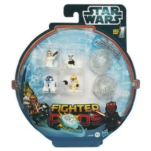 Hasbro 38488186 - Star Wars: Fighter Pods Class I