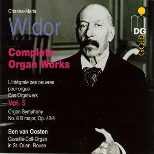 Das Orgelwerk Vol.5: Sinfonie 8 op.42,4