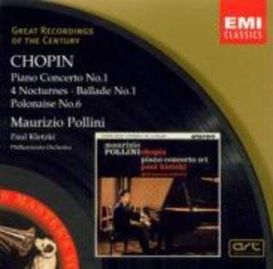 Pollini/Kletzki/POL: Klavierkonz./Nr.1/Nocturnes