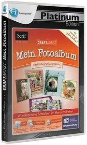 Serif Craft Artist Mein Fotoalbum - Platinum Edition