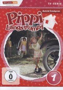 Pippi Langstrumpf TV-Serie DVD 1