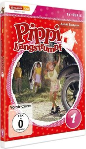 Pippi Langstrumpf TV-Serie DVD 1