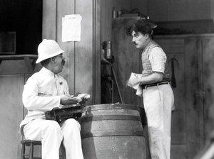 Charlie Chaplin - Lichter der Großstadt