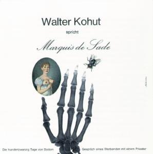 Walter Kohut Spricht De Sade