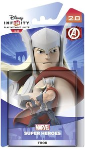Infinity 2.0: THOR, Einzelfigur-1-Pack, Disney Marvels The Aveng